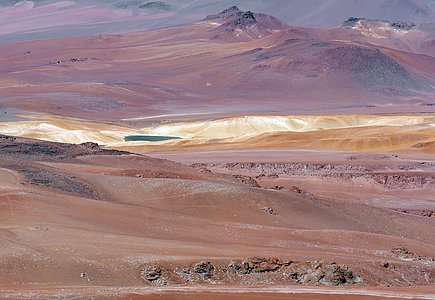 Charming Chilean Andes