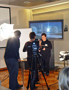 Media Training for ESO Astronomers