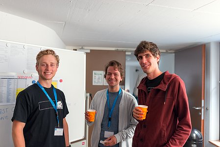 ESI 2015 Delegates