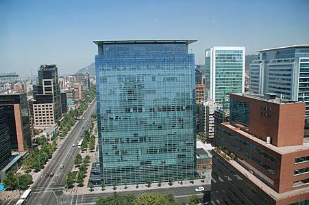 """ALMA """"El Golf"""" office building"""