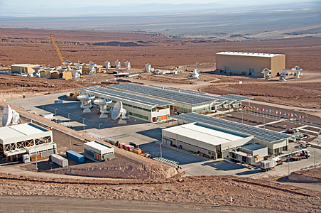 The ALMA Operations Support Facility