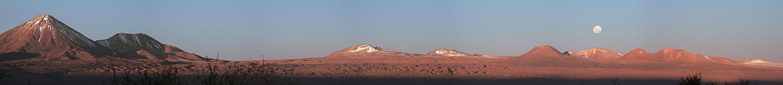 Full Moon over the Atacama