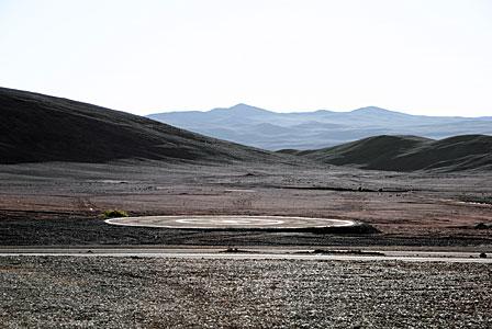 Desert Helipad