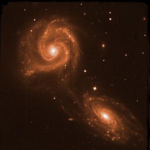 NGC 5427 with EFOSC2
