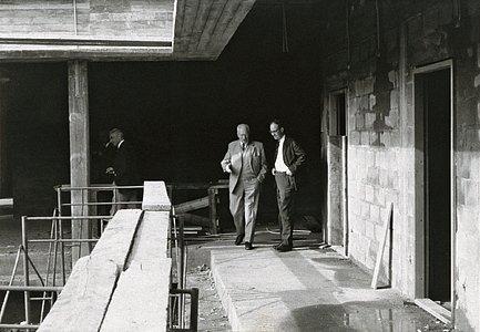 Heckmann and Blaauw at Vitacura