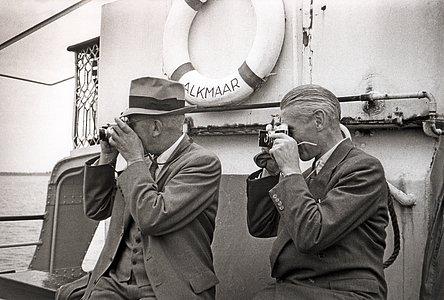 Groningen Conference, 1953