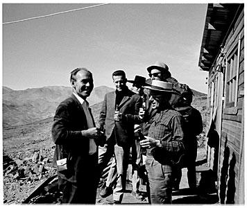La Silla staff, 1965