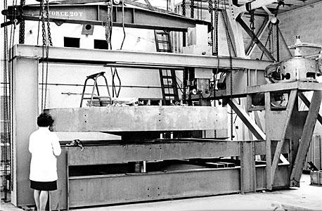 Building the 3.6m Telescope, 1967