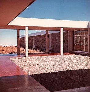 La Silla Facilities in 1969