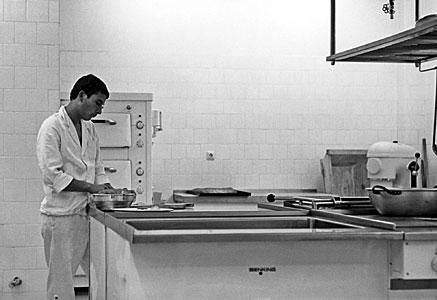 Life at La Silla Observatory in 1969