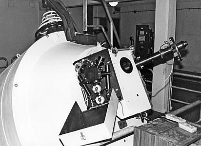 Coudé spectrograph