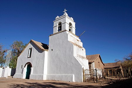 San Pedro de Atacama Church