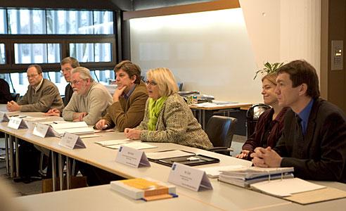 ESO Headquarter-Extension Meeting
