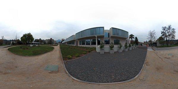 ESO ALMA Building Panorama