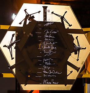 The signed E-ELT segment