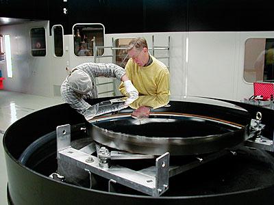 Secondary Mirror for YEPUN