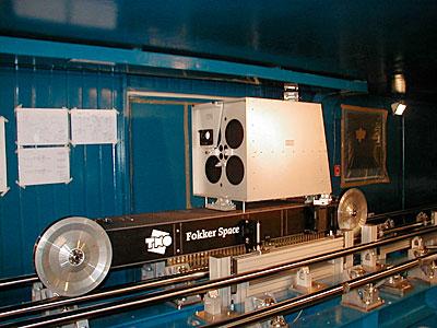 VLTI Delay Line Retroreflector Carriage