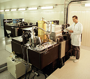 The VINCI instrument in the Interferometric Laboratory