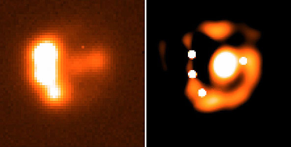 Newly Discovered Gravitational Lens System RXS J1131-1231
