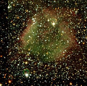 DEM L 144 near N44 in the Large Magellanic Cloud