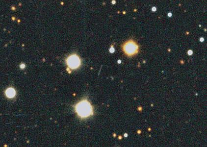 Comet 67P/Churyumov-Gerasimenko's Motion in the Sky