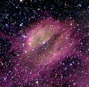 DEM L 297 Nebula in the LMC