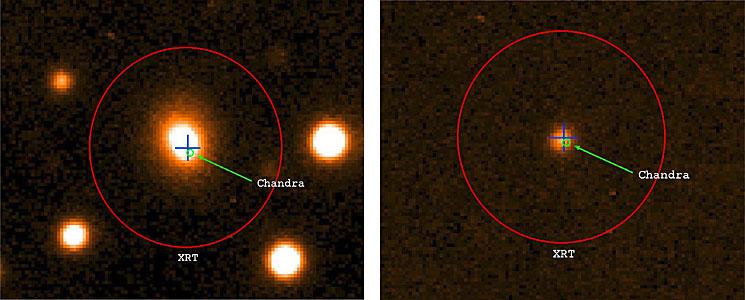 Gamma-Ray Burst GRB 050724