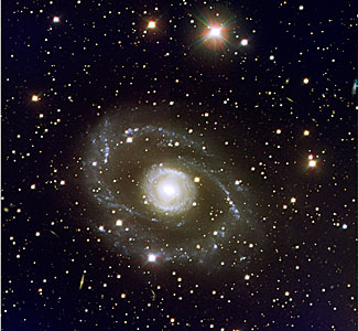 The Spectacular Spiral Galaxy ESO 269-G57
