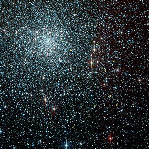 Globular Cluster NGC 6397