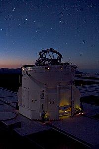 VLT Auxiliary Telescope
