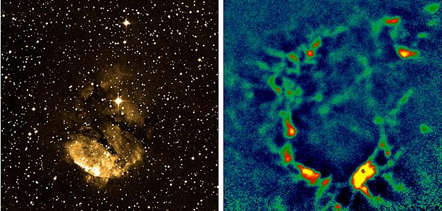 The Galactic HII Region RCW 120
