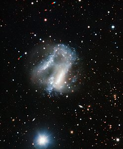 A Curious Pair of Galaxies