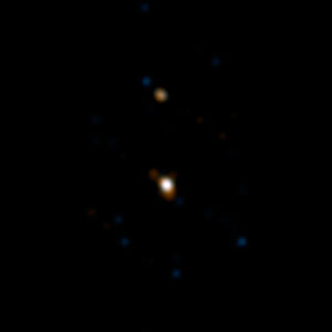 The double star HD 87643