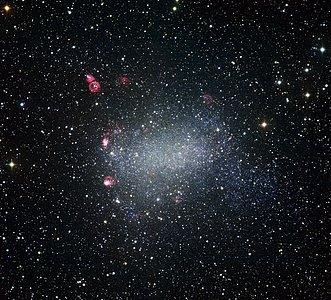 La Galaxia de Barnard