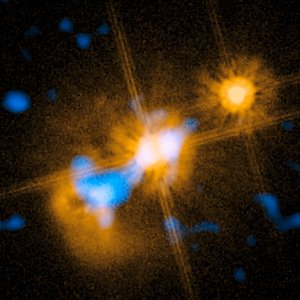 Revisiting the quasar without a home