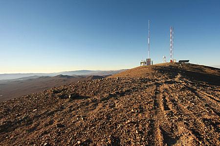 Site testing at Cerro Armazones