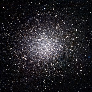 TRAPPIST First Light Image of Omega Centauri