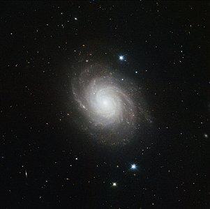 Imagen de NGC 4030 tomada por HAWK-I