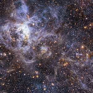 Wide-field view of the sky around VFTS 102: the fastest rotating massive star