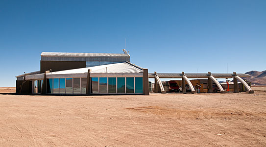 The AOS Technical Building