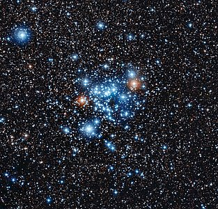 The star cluster NGC 3766