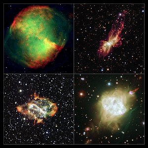 A gallery of bipolar planetary nebulae