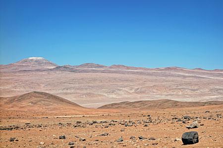 Work on Cerro Armazones makes good progress