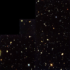 Hubble Deep Field South — Multiple Windows on the Universe