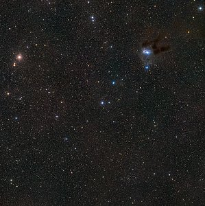 The sky around the young star MWC 480