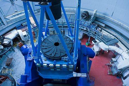 ESO 3.6-metre telescope