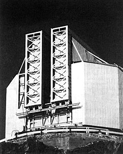 New Technology Telescope on La Silla