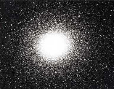 The Omega Centauri globular cluster of stars