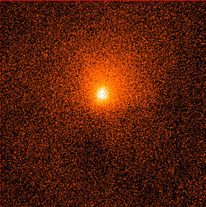 Adaptive Optics Image of Comet Hale-Bopp