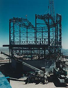 Enclosure for VLT Unit Telescope 1